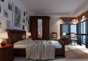 Спальня Милан в цвете орех