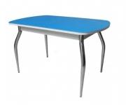 Стол ПГ - 01 СТ синий
