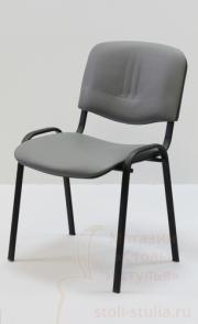 Офисное кресло ИЗО серое