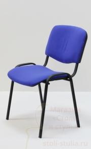 Офисное кресло ИЗО синее