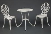 Комплект мебели WALTZ OF FLOWERS белый