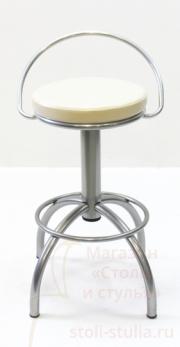 Барный стул CБ 40 с сидением из кожзама
