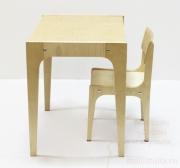Стул детский со столиком