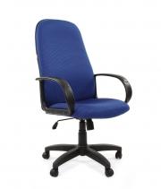 Офисное кресло CH 279 синее
