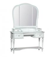 Туалетный стол Милан-92 белый