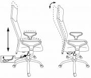 Кресло руководителя CH-600