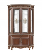 Витрина 2-х дверная Палермо-28