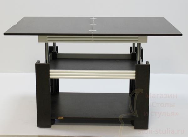 Журнальный столик трансформер   на бахчиванджи